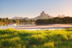Tamarin Bay, Maurice, Mauritius | Michael Breitung Photography.