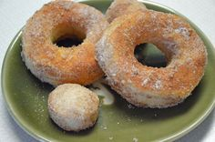 Remember a few weeks ago when I tried to make Krispy Kreme donuts from scratch in my new Go Wise Air Fryer? Well it was a lot of work and even though it COULD have turned out perfectly if I hadn&#8…
