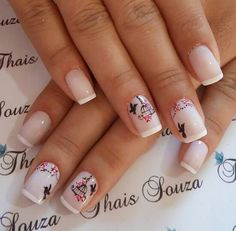 La Nails, Nude Nails, Minka, Nail Decorations, Nail Designs, Hair Beauty, Fancy, Nail Jewels, Art Nails