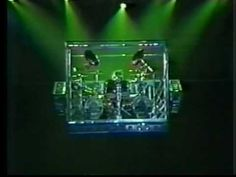 Motley Crue - Tommy Lee Spinning Drum Solo - 10-15-1987- Tacoma, Wa