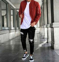 Mens Casual Fashion Tips Stylish Mens Outfits, Casual Outfits, Fashion Outfits, Outfits For Men, Urban Style Outfits, Fashion Pics, Fashion Photo, Casual Shoes, Fashion Trends