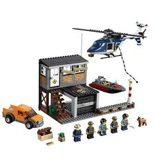 """LEGO City Helicopter Arrest (60009) - LEGO - Toys """"R"""" Us"""