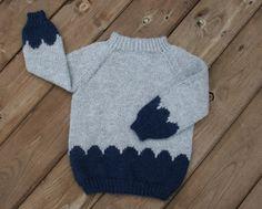 Bruk ulltøyet som ytterplagg, så holder poden seg varm i overgangstiden. Her får… Knitting For Kids, Baby Knitting, Baby Barn, Drops Design, Baby Kids, Projects To Try, Wool, Sweaters, Cardigans