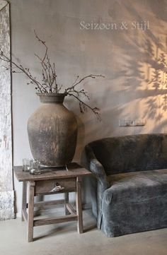 ... images about Eetkamer on Pinterest Gray home decor, Van and Rustic