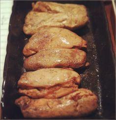 Terrine de foie gras de canard ou les derniers pr�paratifs pour le repas de No�l