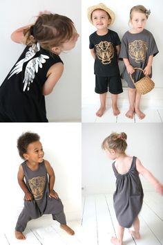 moda infantil meresine Meresine, ropa para niños ultracómoda y chic