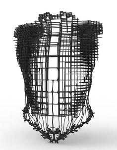 """i.materialise ジャパンさんはTwitterを使っています: """"日本人建築家の作品からインスピレーションを受け、ライノでモデリングされた3Dプリンタ製衣装がオペラ『メキシコの征服』に登場。演劇の分野でも #3Dプリント が活躍しています。 http://t.co/bJWqFS7UU0 http://t.co/S1D0ybTaUm"""""""