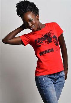 Okada Motorcycle T-shirt Asos, Motorcycle, T Shirt, Stuff To Buy, Women, Fashion, Supreme T Shirt, Moda, Tee Shirt
