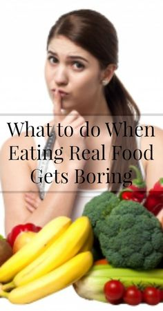 When eating real food gets old or boring or becomes too much work, don't fret.  Check out my tips for surviving when you hit a  wall with real food. {Paleo, Primal, Traditional Foods, Healthy Living}