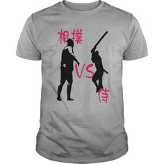 Cover your body with amazing sumo vs samurai  t-shirts from sunfrog. Search for your new favorite shirt from thonds of great designs. Shop now!
