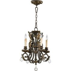 Buy the Quorum International Toasted Sienna With Mystic Silver Direct. Shop for the Quorum International Toasted Sienna With Mystic Silver Rio Salado 4 Light 1 Tier Chandelier and save. Silver Chandelier, Globe Chandelier, Chandelier Ceiling Lights, Chandelier Shades, Chandeliers, Light Fixtures, Bulb, Crystals, Mystic