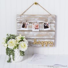 Hit the Papercrafting Department for pallet-style plaques, marquee letters, shadowboxes and more. Then transform them with a world of trendy embellishments!