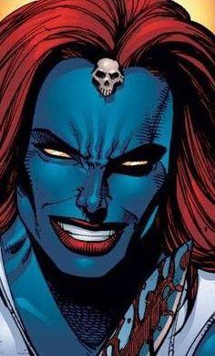 I got Mystique! Which X-Men Villain Are You?