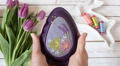 easter egg pincushio