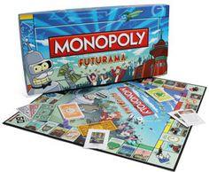 #ThinkGeek                #ThinkGeek                #Futurama #Monopoly       Futurama Monopoly                                   http://www.seapai.com/product.aspx?PID=1805741