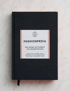 385cba2332 Fashionpedia  The Visual Dictionary of Fashion Design
