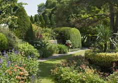 York Gate Garden --- The Gardens | Perennial