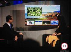 Panasonic inicia oficialmente actividades en el CES 2013.