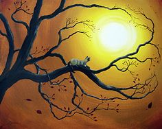 Cats Painting - Siamese Cat In Golden Splendor by Laura Iverson