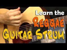 Pop Reggae Strum Acoustic Guitar Lesson  http://www.tomasmichaud.com/reggae-guitar-strum/