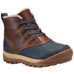 Mt Hayes Waterproof Chukka Boots Dark Brown Full Grain