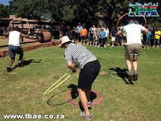 Dr Olga Coetzee Tribal Survivor Team Building Pretoria