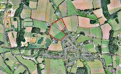 Plans for the Alresford development