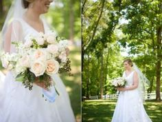 Outdoor Barn Wedding | Barn at Shady Lane | Lillie Jane's Florals | Simple Color Photography | I do I do! Wedding Planning