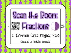 iTeach 1:1: Resources and FREEBIES for Introducing Fractions and Filling in the CCSS Gaps