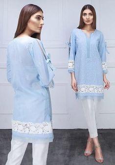 Kurti Neck Designs, Kurta Designs Women, Dress Neck Designs, Kurti Designs Party Wear, Blouse Designs, Simple Pakistani Dresses, Pakistani Fashion Casual, Pakistani Dress Design, Stylish Dress Designs