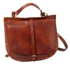 I Medici Leather Bags The Italian Old West Messenger Bag