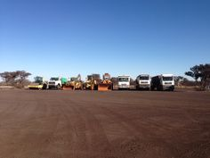 Rental equipment and trucks are TLBs, 10 Cube Tippers, Water Bowsers, Lowbed's, Dropside trucks etc.