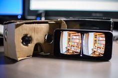 Virtuelle Reality auch möglich mit Google Street View Trusted