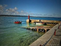 Stilbaai fishing harbour South Africa