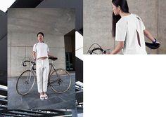 Uyuni: ropa de diseño para ciclistas urbanas