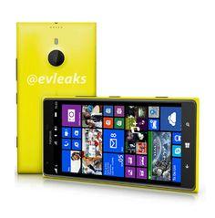 #Nokia #Lumia #1520, 2013 | @evleaks