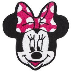 Disney Minnie Mouse Bath Rug, by * To view further for this item, visit the image link. Bath Girls, Bathroom Kids, Bathroom Stuff, Disney Star Wars, Disney Love, Disney Ideas, Bath Rugs, The Little Mermaid, Minnie Mouse
