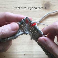 Maglione top down donna uomo qualsiasi taglia - Tutorial in italiano. Baby Cardigan, Drops Design, Knitting, Crochet, Creativity, Tejidos, Cashmere Wool, Tricot, Chart
