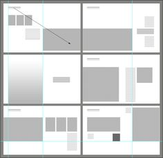 a4 layout - Google 검색