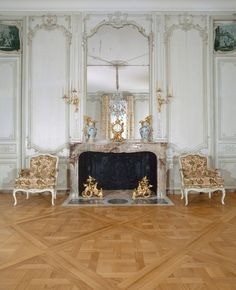 Pomp and Circumstance - Jacques Garcia's redesign at the Louvre