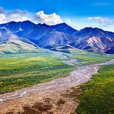 Denali National Park, Alaska, vacation planner