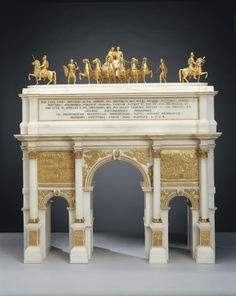 The Queen has an Eye-Watering Collection of Miniature Things Classical Architecture, Historical Architecture, Art And Architecture, Ancient Greek City, Ancient Rome, Roman History, Art History, Machu Picchu, English Royal Family