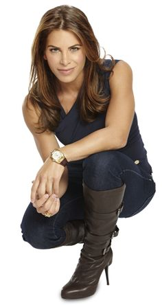 Jillian Michaels is the reason I am in the best shape of my life. Thanks to her books & DVD's:)