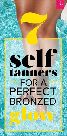The best, affordable products that will leave you with a perfect even glow (read: no awkward streaks or orange mishaps) | http://www.hercampus.com/beauty/7-self-tanners-ll-give-you-perfectly-bronzed-glow
