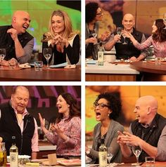 Raise a glass to #thechew!