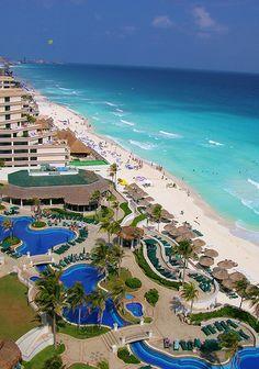 JW Marriott Cancun, Mexico