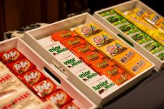 Wedding Candy Concession Stand ♥ client wedding at Los Angeles Athletic Club « photo by Mi Belle Photographers « flowers by Lifetime Weddings & Events « event design + planning by Modern Los Angeles Weddings