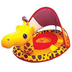 SwimWays Baby Spring Float Giraffe - $CAD43.99 : Ottawa baby store. Essentials in style. fabbabygear.com