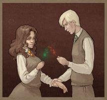 holding magic hostage by DawnElaineDarkwood
