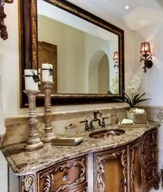 vanity. But can you really use this bathroom?